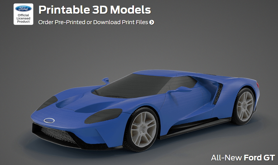 ford-3Dprinter-Car